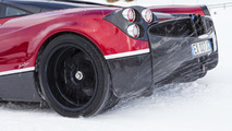 Pirelli ile kış sürüşü