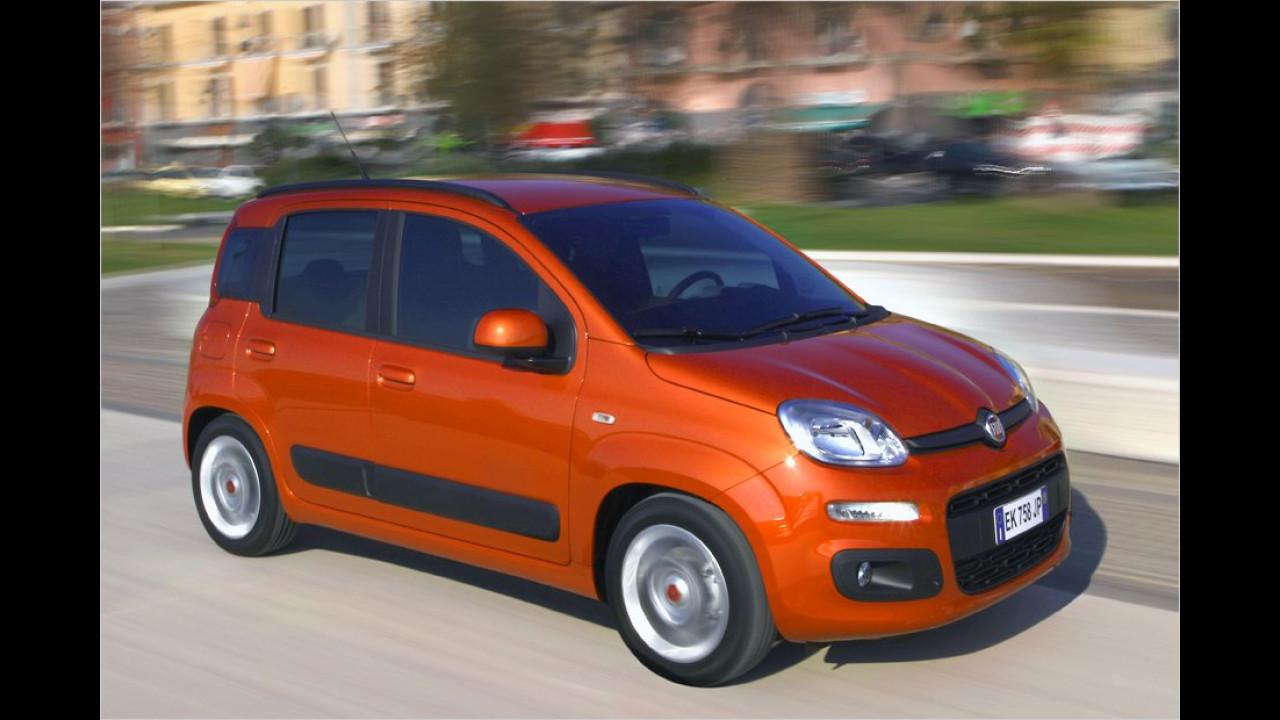März: Fiat Panda