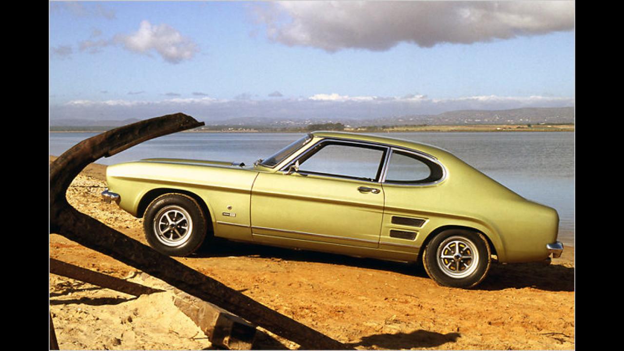 40 Jahre Ford Capri