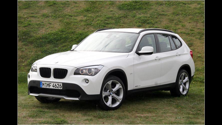 BMW X1 im Test: Ist das neue Kompakt-SUV der bessere X3?