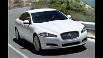Neuer Jaguar XF