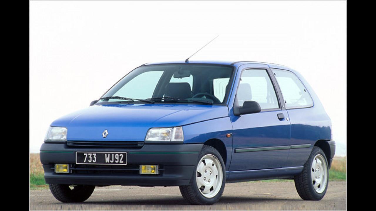 20 Jahre Renault Clio