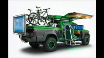 SEMA: Sieben Mal Toyota