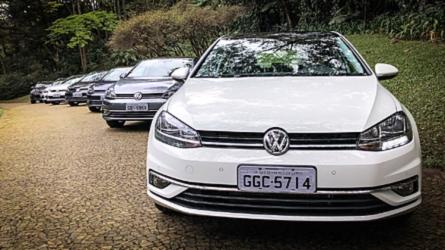 Semana Motor1.com: Testamos o VW Golf 1.0, o novo SUV da Jeep e mais