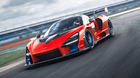 2018 McLaren Senna prototype first drive: Le Mans car for the road