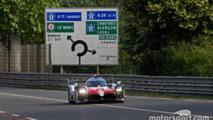 Test 24 Horas de Le Mans 2018
