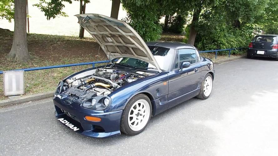 1991 Suzuki Cappuccino Is Kei Car Perfection, On The Way To U.S.