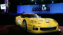 Corvette Z06 E85 Concept unveiling at 2008 Detroit