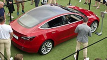 Goodwood 2018 - Tesla Model 3