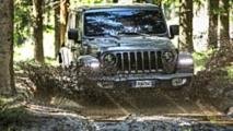 Jeep Wrangler Sahara Unlimited