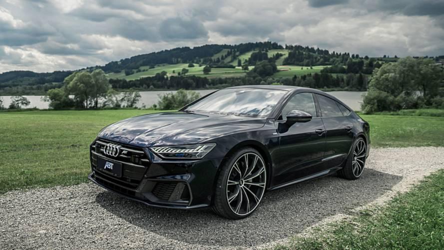 22 colos felnikkel és 425 lóerővel sokkol az ABT Audi A7 Sportback