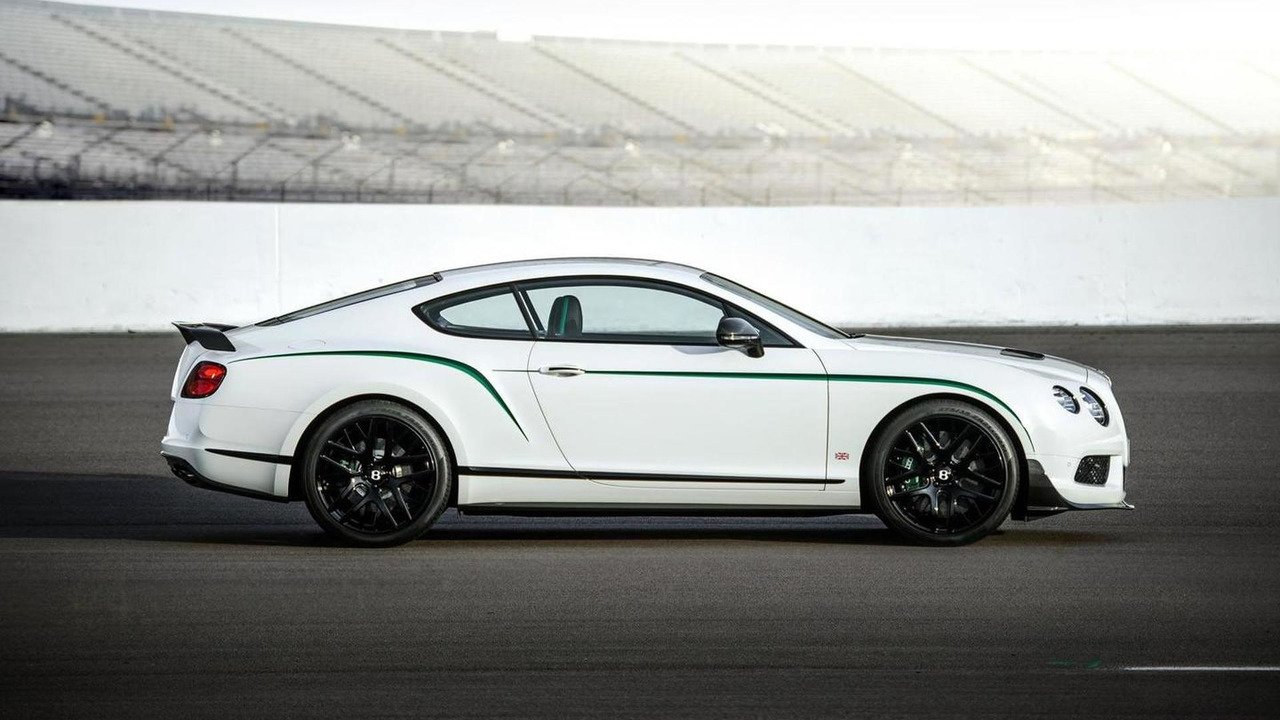 Bentley Continental GT3-R limited edition