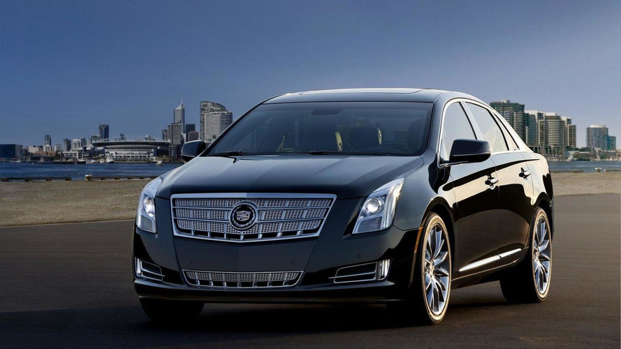 Cadillac XTS pricing announced (US)
