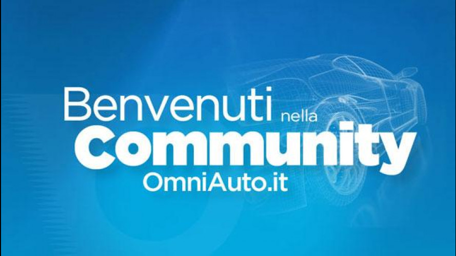 Nasce la Community di OmniAuto.it
