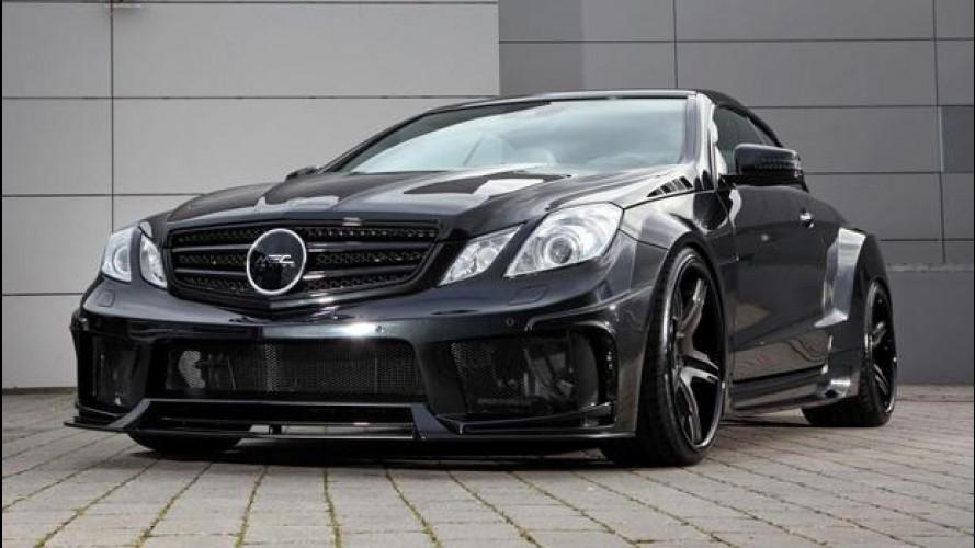 Mercedes Classe E, più grinta per Coupé e Cabrio