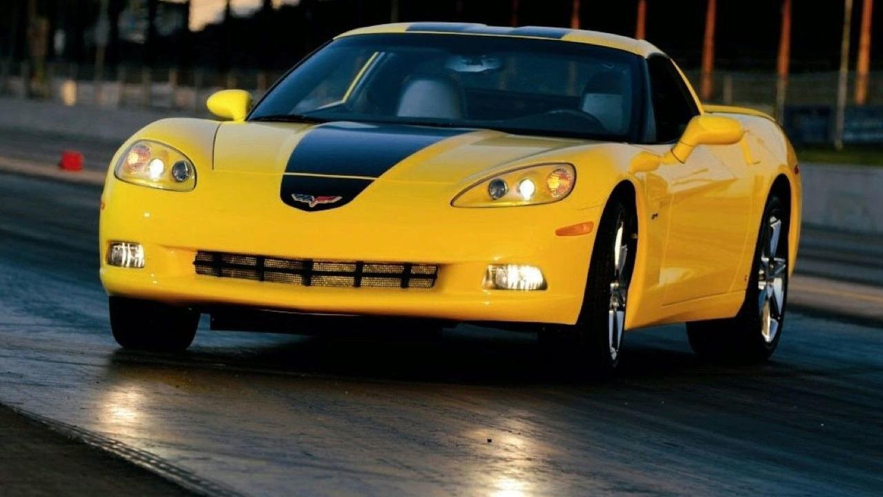 Hertz Corvette ZHZ Special Edition