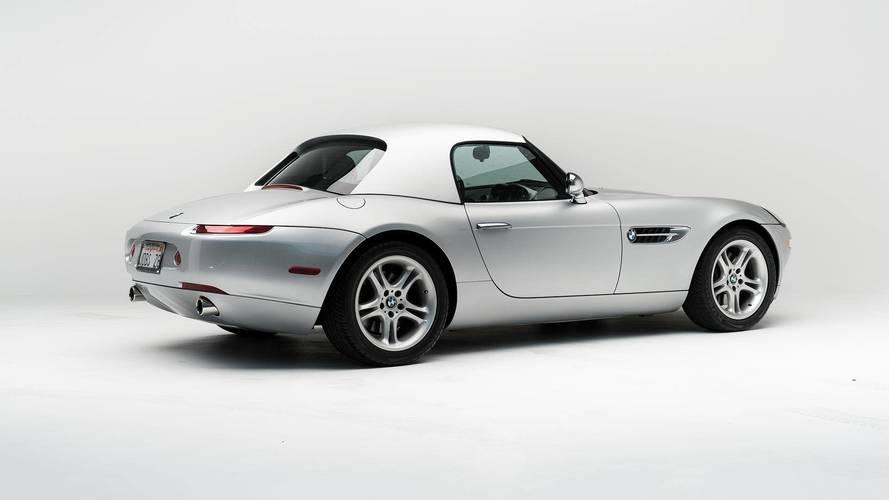 Une BMW Z8 ex-Steve Jobs mise en vente