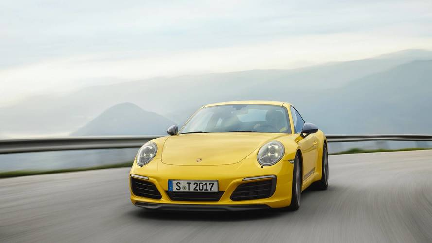 Porsche presents mainstream 911 for purists