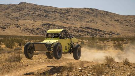 VW Celebrates 50 Years Of Baja, I Manhandle Some Buggies In The Desert
