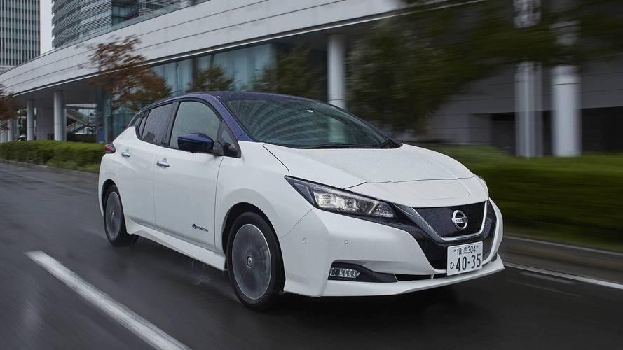 Novo Nissan Leaf alcança 5 estrelas em teste de colisão