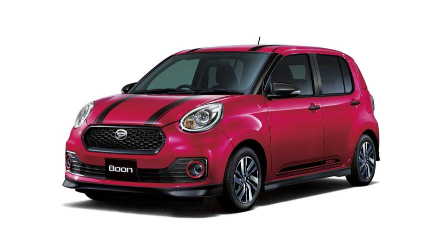 Daihatsu Boon Sporza Limited Sounds Like An Airborn Disease