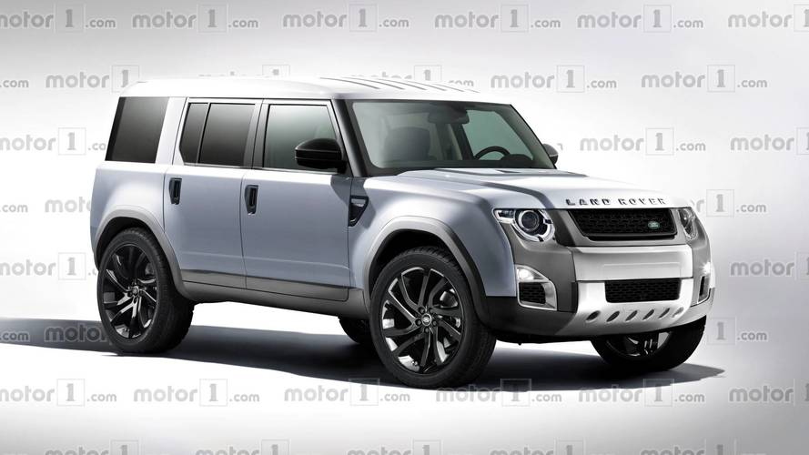 "New Land Rover Defender Getting ""Polarizing"" Design"