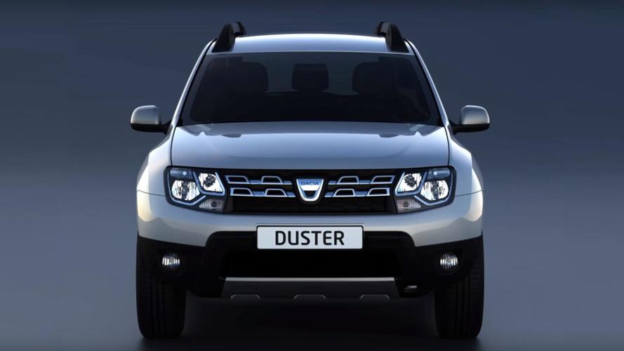 Egymás mellett a régi és az új Dacia Duster