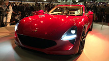 TVR Griffith revealed