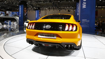 Ford Mustang (Euro-spec) live in Frankfurt