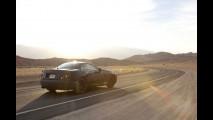 La nuova Mercedes SLK sotto il sole della Death Valley