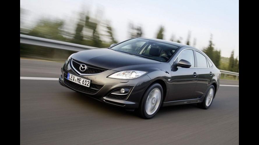 Mazda studia un piccolo Diesel