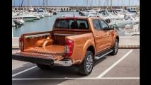 Longe do Brasil, nova Frontier estreia com motor diesel 2.3 de 190 cv na Europa