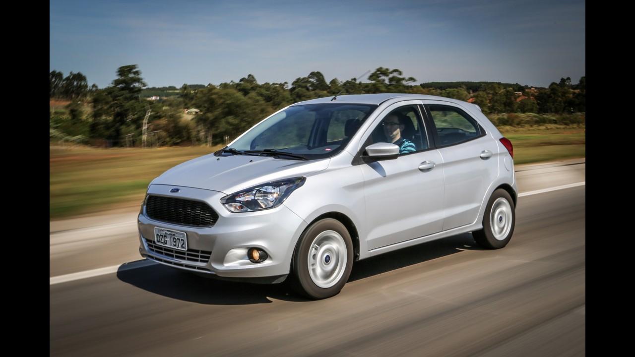 Ford começa a vender linha de acessórios do novo Ka