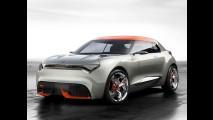 Salão de Genebra: Kia divulga primeiras imagens oficias do Provo Concept