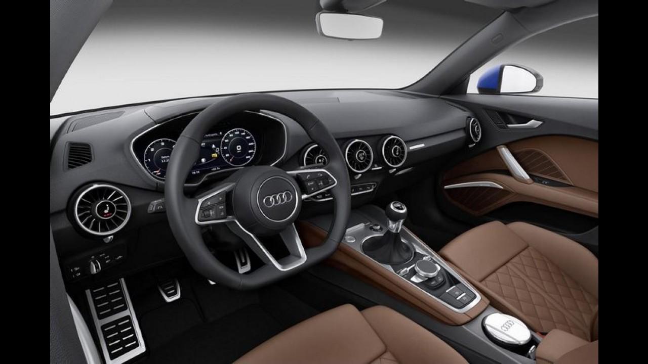 Novo Audi TT começa a ser produzido e custa R$ 106 mil na Alemanha
