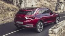 Salão de Pequim: Citroën DS X7 tem primeira imagem oficial revelada