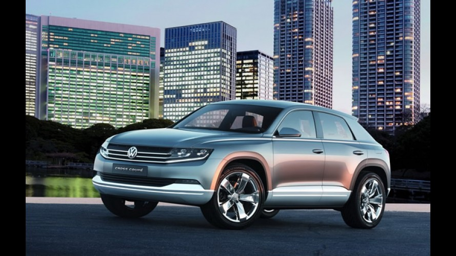 Nova geração do Volkswagen Tiguan terá três opções de carroceria