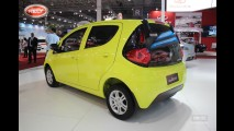 Salão do Automóvel: Changan também quer produzir no Brasil - Mini Benni chega por R$ 24.900