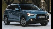 Mitsubishi ASX estará no Salão do Automóvel