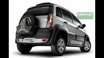 Novo Fiat Idea 2011 - Modelo ganha novo visual, novos motores E.torQ e novas versões