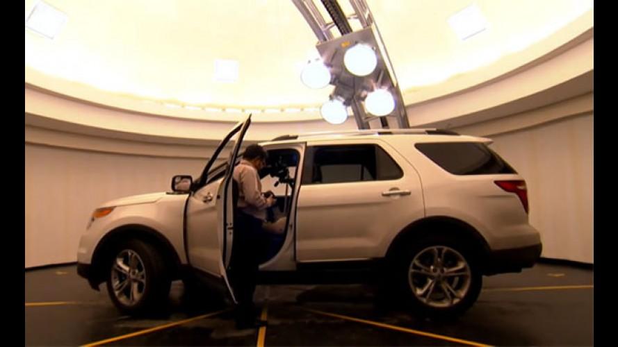 Ford cria laboratório para estudar efeito do sol