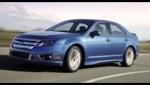 Fusion é investigado nos EUA por direção que trava e pode causar acidentes