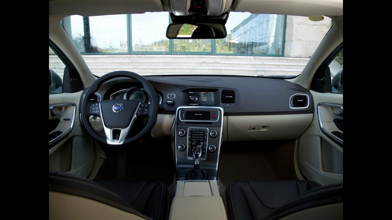 Novos tempos: Volvo S60L produzido na China será vendido nos EUA