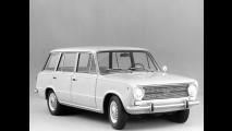 La Fiat 124 Familiare