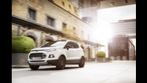Ford EcoSport S, più sportiva e senza ruota esterna