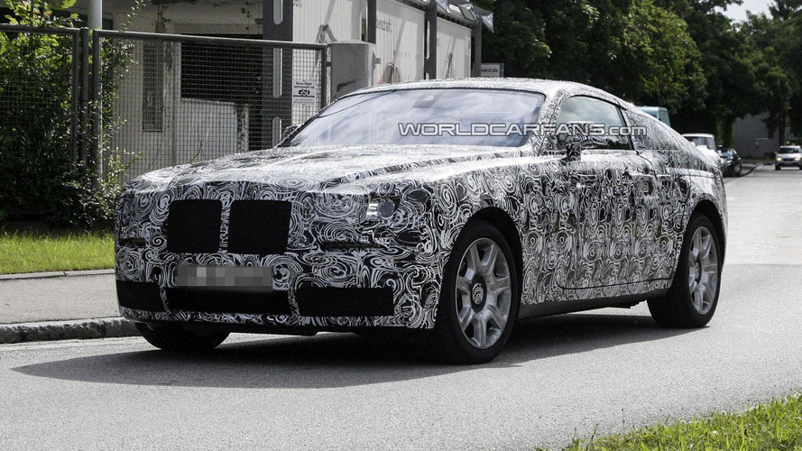 Rolls-Royce considering new flagship & crossover - report