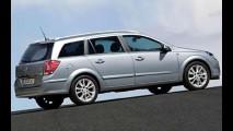 Nova perua Chevrolet Vectra Caravan pode chegar em 2008