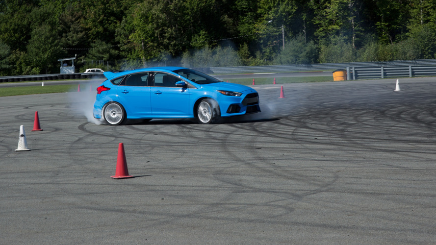 Mercedes-AMG Boss Doesn't Think Much Of Focus RS Drift Mode