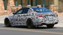 BMW M5 2017 fotos espía