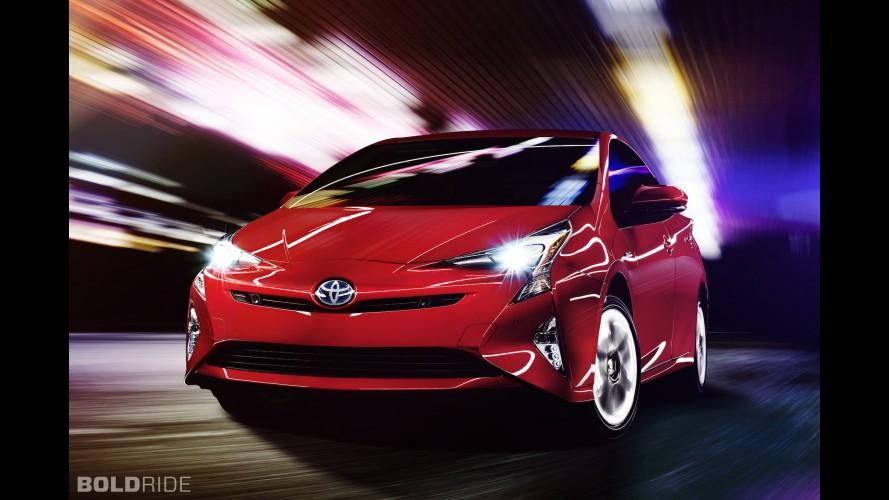 Rappel mondial massif de 340'000 Toyota Prius